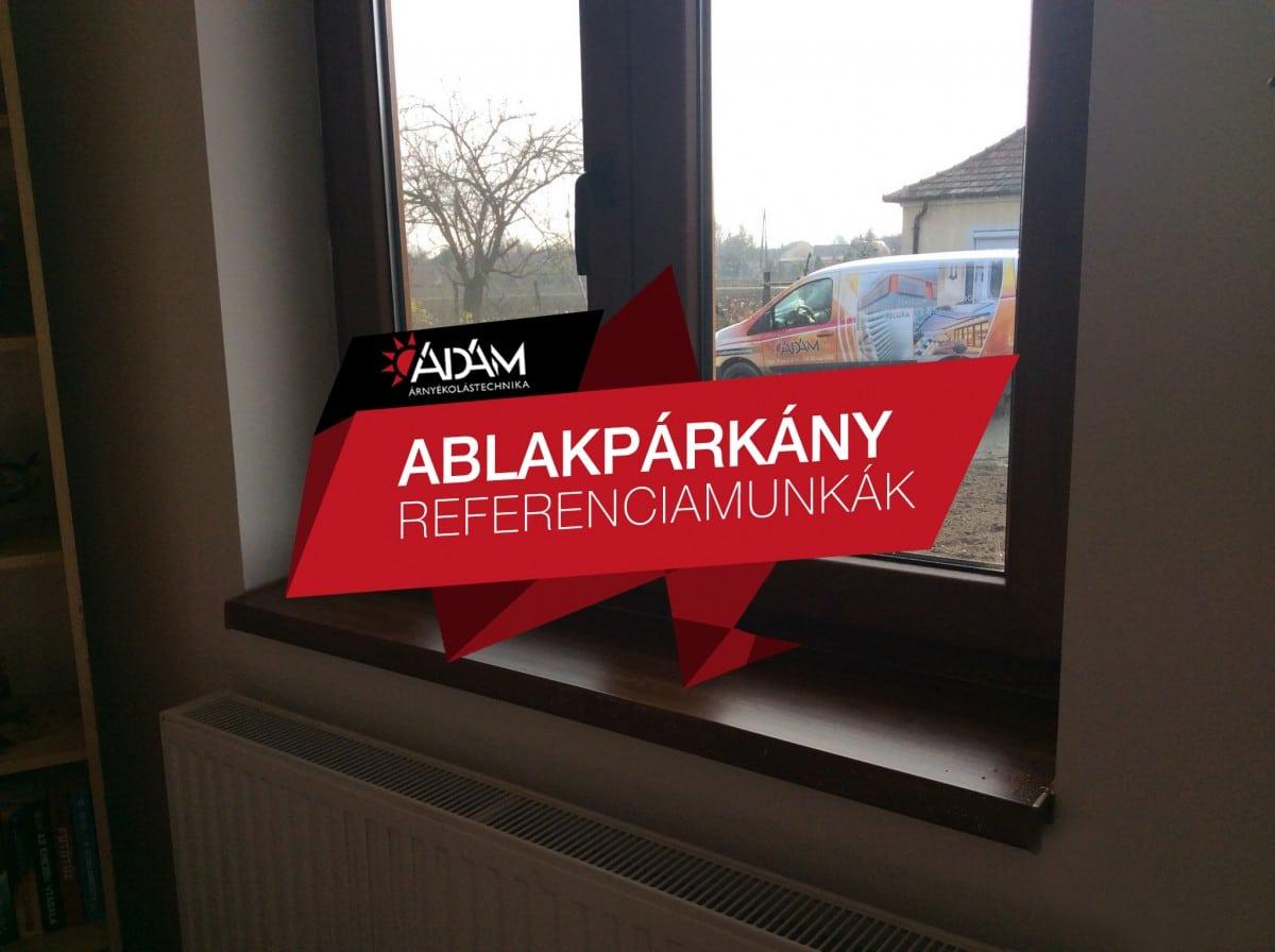 ablakpárkány rendelés